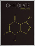 Chocolate (Theobromine) Molecule Molecule Caffeine Caffeine Molecule Art Print Poster Human Head And Icons Of Science Molecule Chocolate Periodic Table Chart - ©Spaceshots Periodic Table of Elements Smithsonian - Periodic Table Of Elements The Atom Periodic Table of the Elements Dark Blue Illustrated Periodic Table of the Elements Educational Poster Illustrated Periodic Table Of The Elements Periodic Table of the Elements Periodic Table of Elements