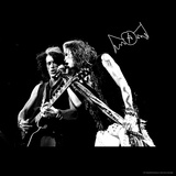 Aerosmith - Joe Perry & Steve Tyler (Black and White) Aerosmith - Toys in the Attic Aerosmith - Dream On Banner 1973 Aerosmith aerosmith