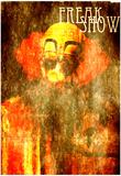 Freak Show 2.1 American Horror Story- Key Freak Show 2 Freak Show 3 American Horror Story- Hotel American Horror Story- Graphic Seasons American Horror Story- Twisty Freak Show Ticket