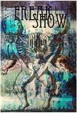 Freak Show 3 American Horror Story- Hotel American Horror Story- Graphic Seasons American Horror Story- Twisty Freak Show Ticket