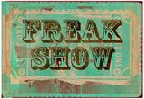 Freak Show Ticket Freak Show Ticket 4 Freak Show 3 Freak Show