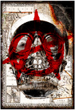 Anarchy Skull Sons of Anarchy- SAMCRO Banner Sons of Anarchy - Jax Skull Banner Sons of Anarchy