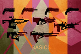 Basic Weapons Icon Class Background DESTINY 2 - TRIO Hunter Class Basic Weapons 2 DESTINY 2 - DARKNESS ZONE Destiny 2 Destiny- Rise of Iron