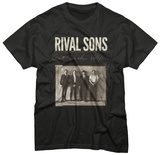 Rival Sons - Great Western Valkyrie Frank Zappa - Chunga's Revenge Combat Stryker Infant: KISS - Heavy Metal David Bowie - Heroes (slim fit) David Bowie - Ziggy Stardust (slim fit) Brand New - Deja Entendu Lynyrd Skynyrd - Support Southern Rock Brand New - Your Favorite Weapon Women's: David Bowie - Watch That Man Journey- World Tour David Bowie - Stars Women's: Aerosmith - Winged Logo Brand New - The Devil And God Are Raging Inside Me Youth: Grateful Dead- Spiral Bears Eagles - Greatest Hits