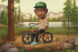 Tyler, The Creator Ofwgkta Be Humble Pink Floyd Marquee '66 Red Hot Chili Peppers Rolling Stones Led Zeppelin Remains ASAP Rocky Music Poster band posters