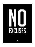No Excuses 1 Be Unique Work For It Achievement Floral Quote I Indigo Mother Teresa Anyway Poster Be Kind Be You, Be Different Gym - Motivational motivational words