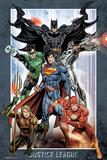 Justice League- All-Star Heroes Wonder Woman Retro Joker Justice League Dc Comics Poster AQUAMAN - TRIDENT DC Comics – Montage Superman (Looks Like A Job For) DC Comics - Justice League Of America Batman