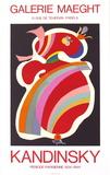 La Forme Rouge, 1938 Circles in Circle Durchgehender Strich Mit und Gegen, c.1929 Balancement Merry Structure Delicate Tension (1923) Mit Und Gegen Farbstudie Quadrate, c.1913