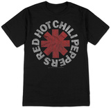 Red Hot Chili Peppers- Vintage Distressed Logo Beastie Boys- Train Pink Floyd - Dark Side Invasion David Bowie - Smoking Metallica - Logo BB King Performing on Stage using Black Les Paul in Grey Suit with White Cuffs and Collar Shirt band shirt