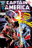 Captain America Annual No.8 Cover: Captain America and Wolverine Flying X-Men No. 41: Cyclops, Frost, Emma, Magneto, Magik, Jubilee, Wolverine, Gambit, Summers Secret Wars Cover: Captain America Uncanny X-Men No.448 Cover: Logan and Wolverine Fighting Uncanny X-Men No.141 Cover: Wolverine, Pryde and Kitty Charging Avengers No.12.1 Cover: Captain America, Hawkeye, Wolverine, Spider-Man, Iron Man, and Others The Amazing Spider-Man No.555 Cover: Spider-Man and Wolverine Uncanny X-Men No.126 Cover: Wolverine, Colossus, Storm, Cyclops, Nightcrawler and X-Men Fighting Infinity Gauntlet No.3 Cover: Adam Warlock Wolverine Punisher No.1 Cover: Wolverine and Punisher Avengers Classics No.1 Cover: Hulk Marvel Comics Retro: The X-Men Comic Book Cover No.133, Wolverine Lashes Out (aged) Secret Wars No.1 Cover: Captain America Wolverine: Origins No.28 Cover: Wolverine X-Men Forever Alpha No. 1: X-Men No. 1: Beast, Storm, Gambit, Psylocke, Colossus, Rogue, Wolverine