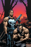 Wolverine Punisher No.2 Cover: Wolverine and Punisher Moon Knight No.26 Cover: Punisher and Moon Knight Punisher No.2 Cover: Punisher Punisher No.1 Cover: Punisher Thunderbolts #17 Cover: Deadpool, Red Hulk, Punisher, Venom, Elektra, Leader Punisher No.6 Cover: Punisher The Punisher No.10 Cover: Spider-Man, Punsiher, and Daredevil Punisher: Nightmare No. 5: Punisher Dareveil No.11 Cover: Punisher and Daredevil Thuderbolts #12 Cover: Punisher, Venom, Elektra, Deadpool, Red Hulk The Punisher No. 1 Cover Art Marvel Comics Retro: The Amazing Spider-Man Comic Book Cover No.135, Return of the Punisher! (aged) Wolverine Punisher No.1 Cover: Wolverine and Punisher