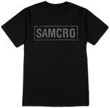 Sons of Anarchy- SAMCRO Banner Sons of Anarchy Samcro TV Poster Print Sons of Anarchy - Jax Skull Sons of Anarchy - Bike Circle