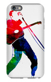 Elvis Watercolor Dude Abides iPhone 6S Case The Famous Summer Park Guell Over Bright Blue Sky In Barcelona, Spain The Birth of Venus Day of the Dead - Crossbones Cirque du Brun I