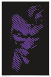 Joker Blacklight Poster The Killing Joke - Comic Cover DC Comics - The Joker Batman- Neon Joker Blacklight Poster Joker Batman Comic - Joker Bats Joker