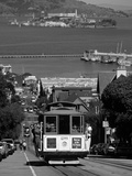 Tram, Hyde St, San Francisco, California, USA San Francisco Golden Gate Bridge in Fog - San Francisco, California Lucifer San Francisco, California - Retro Skyline Golden Gate Bridge Sunset - 75th Anniversary - San Francisco, CA Bullitt - French Style Today's Won't For Tomorrow's Can't san+francisco
