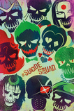 Suicide Squad- Sugar Skulls Suicide Squad- Joker Close-Up Suicide Squad- Worst Heroes Ever One Sheet Suicide Squad- In Squad We Trust Suicide Squad - Good Night Suicide Squad- Harley Wanted Suicide Squad- Joker & Harley Power Couple Suicide Squad- Harley Quinn Good Night suicide squad