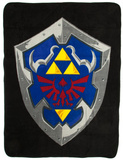 Nintendo Zelda Shield Fleece Blanket Zelda - Forest Zelda - Windwaker The Legend of Zelda- Stained Glass Zelda- Hyrule Map Hyrule Retro Travel Poster The Legend Of Zelda- Link D'Art The Legend Of Zelda - Link