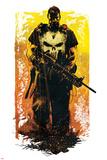 Marvel Knights - Punisher Art Design Wolverine Punisher No.1 Cover: Wolverine and Punisher