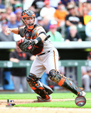 Buster Posey 2016 Action MLB - Superstars 15 San Francisco Giants OF Willie McCovey - August 9, 1969 MLB Superstars 2012 San Francisco Giants - Madison Bumgarner San Francisco Giants OF Willie Mays - January 17, 1970 San Francisco Giants - Logo 17 AT&T Park - San Francisco, California San Francisco Giants OF Barry Bonds - April 23, 2001 San Francisco Giants Logo Sports Poster San Francisco Giants- Buster Posey 2016