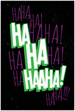 Maniacal Laugh (Green & Purple) Flourescent - Joker DC Comics The Joker Bi-Fold Wallet Batman Comic Joker Needs You Joker 2 Suicide Squad- Joker Costume Tee The Joker- Villian Bill Snapback Suicide Squad- Joker And Harley Quinn Love Hurts The Joker- The Killing Joke Laughs Joker Blacklight Poster The Killing Joke - Comic Cover DC Comics - The Joker Batman- Neon Joker Blacklight Poster Joker Batman Comic - Joker Bats Joker