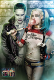 Suicide Squad- Joker & Harley Power Couple Suicide Squad- Harley Quinn Good Night suicide squad