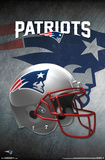 NFL: New England Patriots- Helmet Logo New England Patriots - R Gronkowski 14 NEW ENGLAND PATRIOTS - RETRO LOGO 14 Super Bowl LI - Celebration