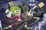 Batman- Batman & Joker Animated Batman- The Joker Censored Joker Clown The Killing Joke - Comic Cover DC Comics- Joker 'Haha' Banner The Joker - Arkham Asylum Game Lifesize Standup Joker 2 Suicide Squad- Joker And Harley Quinn Love Hurts DC Comics - The Joker Batman Comic Joker Needs You The Joker- The Killing Joke Laughs Joker Blacklight Poster Joker Batman Comic - Joker Bats Batman- The Killing Joke Cover