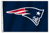 NFL New England Patriots Flag with Grommets NFL New England Patriots Flag with Grommets NFL New England Patriots Street Sign