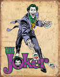 DC Comics - The Joker Batman- Neon Joker Blacklight Poster Joker Batman Comic - Joker Bats Joker