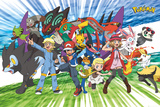 Pokemon- Travelling Party Pokemon Eevee Evolution Backpack Pokemon- Pikachu Needs You Pokemon- Kanto Collection Pokemon- Mega Evolutions Pokemon- Eevee-Lutions Pokemon- Moves Pokemon- Pokeballs Pokemon- Kanto 151 Pokemon Mega Pokemon- Kanto Showdown Blastoise vs. Charizoid pokemon