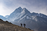 Trekkers Climb a Small Peak Above Dingboche in the Everest Region in Time to See the Sunrise Nepal, Pokhara, Sarangkot, Panoramic View of Annapurna Himalaya Mountain Range Snow Leopard Lac Blanc and Mont Blanc Massif on the Tour Du Mont Blanc, Haute Savoie, Mont Blanc, France The Icefields Parkway, Banff-Jasper National Parks, Rocky Mountains, Canada Winter Birch Forest Ski Trails in Snow A View of the Swiss Alps from Col Du Chardonnet, Mount Blanc Region Denali National Park Gilding Lauterbrunnen and Staubbach Falls, Jungfrau Region, Swiss Alps, Switzerland, Europe Aspen and Douglas Fir, Manti-Lasal National Forest, La Sal Mountains, Utah, USA Central Park in Winter