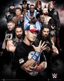 WWE- New & Legendary Superstars John Cena Wwe Wrestling Poster WWE- Epic Legends WWE - Superstars Wwe Summerslam 2017 WWE- Divas 2016 WWE- John Cena Action Collage Wwe- Roman Reigns 16 WWE- Raw vs Smackdown