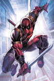 Deadpool Cover Art Deadpool - I Make This Look Good Deadpool Deadpool Deadpool Deadpool Deadpool - Unicorn deadpool