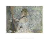 Woman at Her Toilette  1875/80