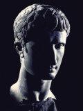 Head of Octavian: the Emperor Augustus