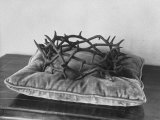 Crown of Thorns Worn by Actor in the King of Kings from Prop Collection of Cecil B Demille