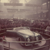 Automobile Show  Paris