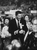 Ronald Reagan During the 1964 Repub Convention