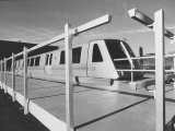 Aluminum Car of New Bay Area Rapid Transit to Open in 1969