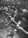 Bell Telephone Assembly Lines