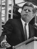 Pres John F Kennedy in Mexico City