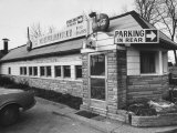 The Neal Pullman Diner  Owned by Neal Pullman