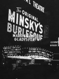 Minsky's Burlesque