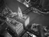 Wrigley Building in South Chicago 1951