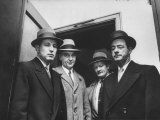 """The Nyc Detectives Who Arrested the """"Mad Bomber"""" George Metesky"""