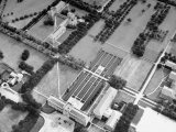 An Aerial View of Rice Institute