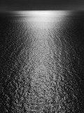 Sunset on the Ocean Aluminium