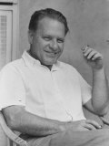 Author Lawrence Durrell