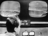 Ed R Murrow's TV Show Show  Broadcasting the Golden Gate Bridge and the Brooklyn Bridge Together