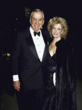 TV Personality Ed Mcmahon and Wife  Victoria Valentine